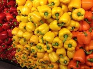 Nyttig paprika