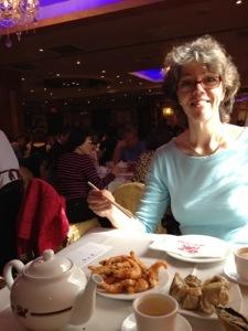Dim Sum i China Town