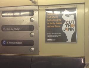 Fettvarning i Metron