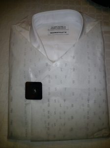 Shirt Factoryskjortan