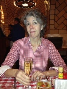 Champagne på Grand Central Station