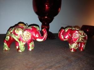 Julelefanter