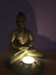 Buddha på Änglahänder