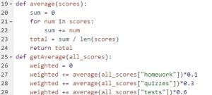 Skriva lite kod - hur svårt kan det va?