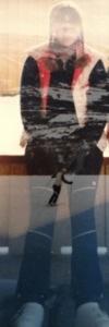I skidbacken sent 70-tal