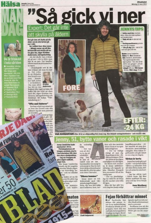 Aftonbladet 11 mars 2013