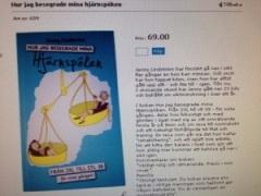 Boken på webshopen