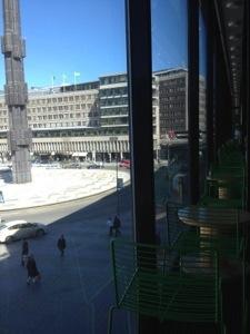 Foto shoot på Kulturhuset