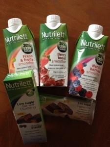 Nutriletts nya smaker