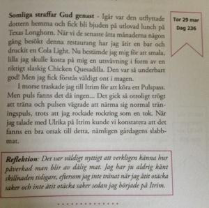 """Utdrag ur  """"Hjärnspöken-boken"""""""