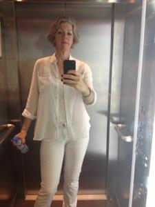 Gina Tricot-skjortan