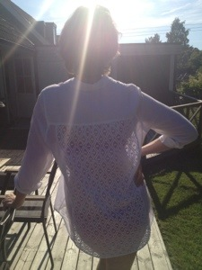 Spetsskjorta