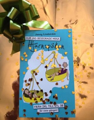 Grattis på födelsedagen! Bokens berättelse tar sin början den 9 augusti 2011 så det är precis två år sedan.