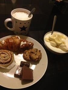 20-årsfödelsedagsfrukost