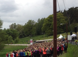 start vårruset 2015
